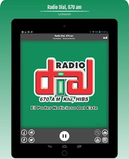Radio Dial 670 am- screenshot thumbnail