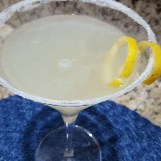 Lemon Drop Martini.