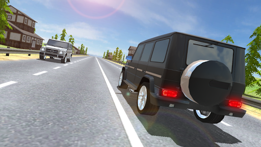 Offroad Car G 1 Cheat screenshots 2