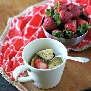 Vanilla Mug Cake Recipes