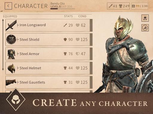 The Elder Scrolls: Blades Asia 1.6.3.1 screenshots 11