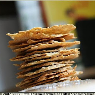 Buckwheat Almond Flakes