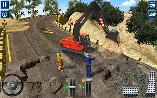 Heavy Excavator Simulator 2020: 3D Excavator Games filehippodl screenshot 5