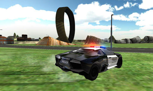 Police Super Car Driving apkpoly screenshots 8