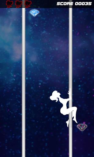 Girl Pole Climbing|玩冒險App免費|玩APPs