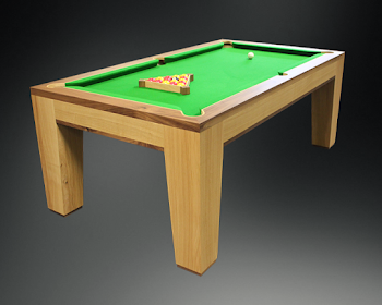The Spartan Pool Table