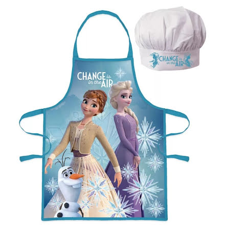 Förkläde Anna/Elsa Change