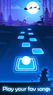 Tiles Hop: EDM Rush! Screenshot
