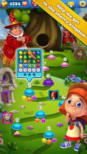 Fruit Land match 3 for VK apkdebit screenshots 7