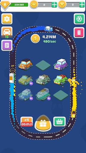 Super Parking Simulator:Merge Legend android2mod screenshots 5