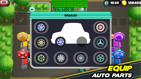 Tiny Auto Shop Car Wash and Garage Game 1.3.7 MOD (Unlimited Money) 5