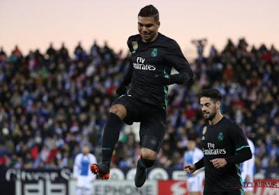 Le Real Madrid perd deux joueurs pour les prochaines semaines