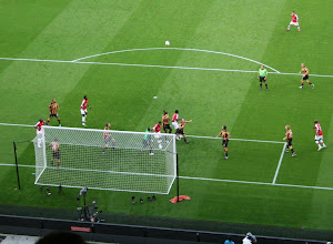 Photo: 27/09/08 v Hull City (Prem) 1-2 - contributed by Martin Wray