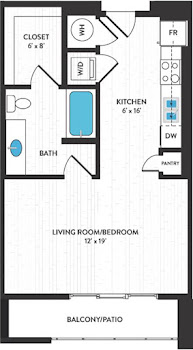 Go to E1a Floorplan page.