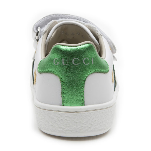 Thumbnail images of Gucci Stars & Bees Trainer