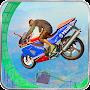 Impossible Ramp Moto Rider: Bike Stunt Game 2019