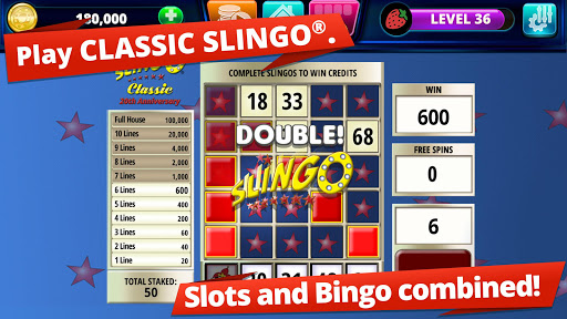 Slingo Arcade: Bingo Slots Game 20.2.1.1007524 screenshots 2