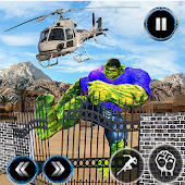 Tải Game Incredible Monster VS US Army Prison Survival Game