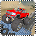Monster Truck Stunts Simulator icon