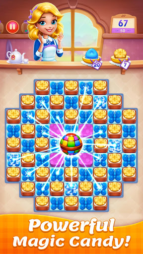Candy Sweet Legend - Match 3 Puzzle 3.8.5009 screenshots 10