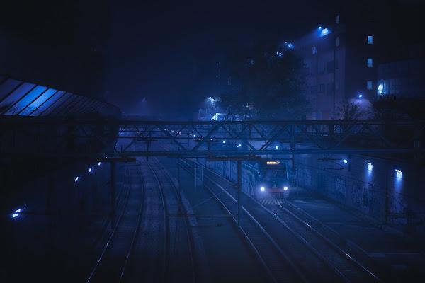 Viaggio attraverso la notte di wallyci