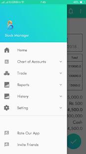 Best Stock manager offline