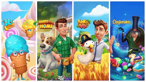 Funky Bay - Amazing Farm Game мод