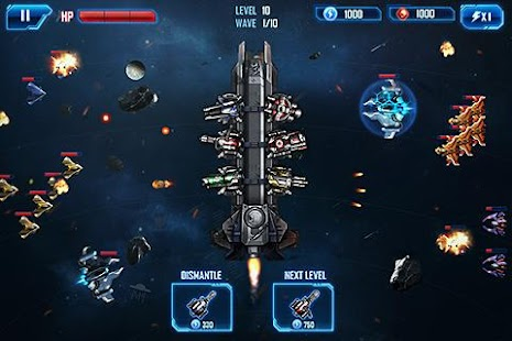 Space War Galaxy Defender Android Apps On Google Play