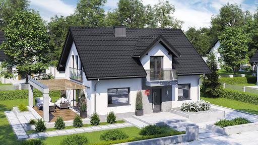 projekt Dom przy Alabastrowej 56