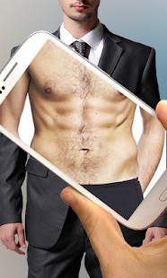 Body Scanner Camera prank App - náhled