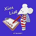 XICSLIST icon