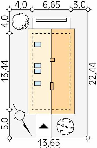 Koliber 2 CE - Sytuacja