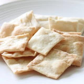 Homemade Butter Crackers Recipes.