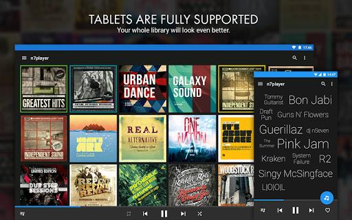 N7 Music Player screenshot 11