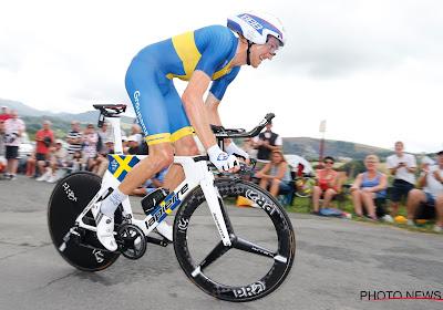 Hegemonie van Groupama-renner Ludvigsson na drie jaar gestuit, 21-jarig talent haalt het met 16 seconden verschil