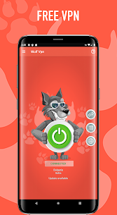 Wolf Vpn – Free Unlimited Vpn Proxy Service App Download For Android 3