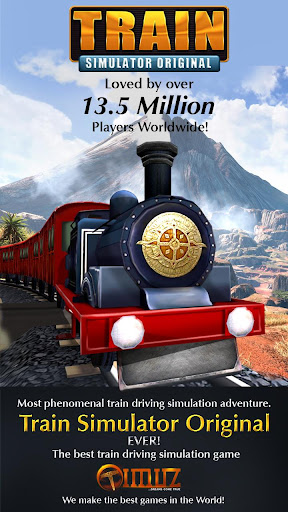 Train Simulator - Free Games  screenshots 1