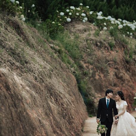 Wedding photographer Quan Dang (kimquandang). Photo of 31.01.2018