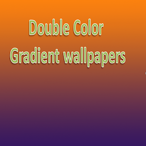 Free Double Gradient Wallpaper