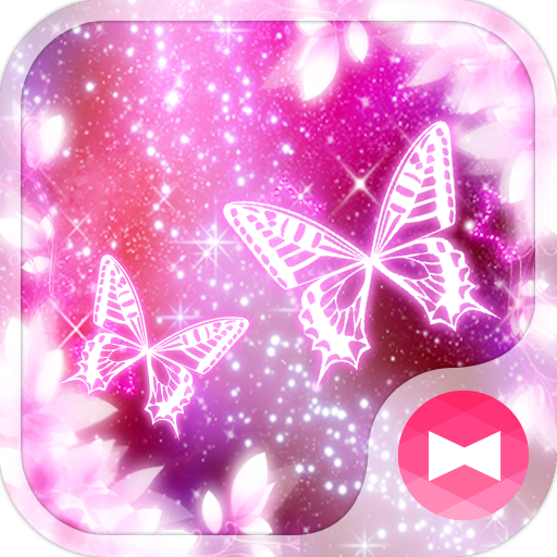 Wallpaper Cosmic Butterflies Icon