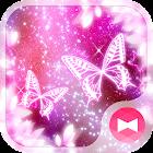 Wallpaper Cosmic Butterflies icon