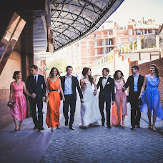 Wedding photographer Alena Grebeneva (Grebeneva56). Photo of 17.11.2015