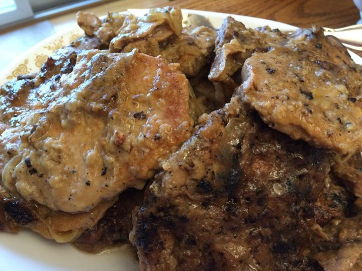 Best Ever Pork Chops Recipe | Yummly