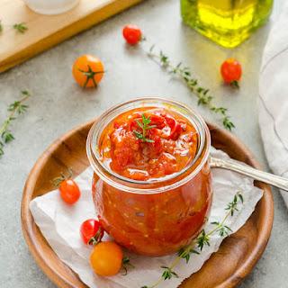 Cherry Tomato Jam Recipes.