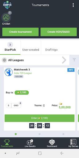 StarPick Lite screenshot 1