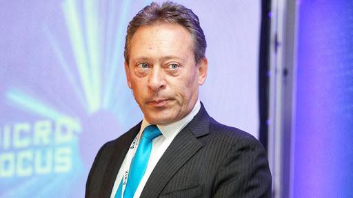 Gary de Menezes, MD of Micro Focus SA.