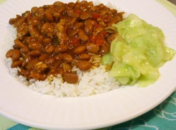 Bbr (brown Beans And Rice) Recipe