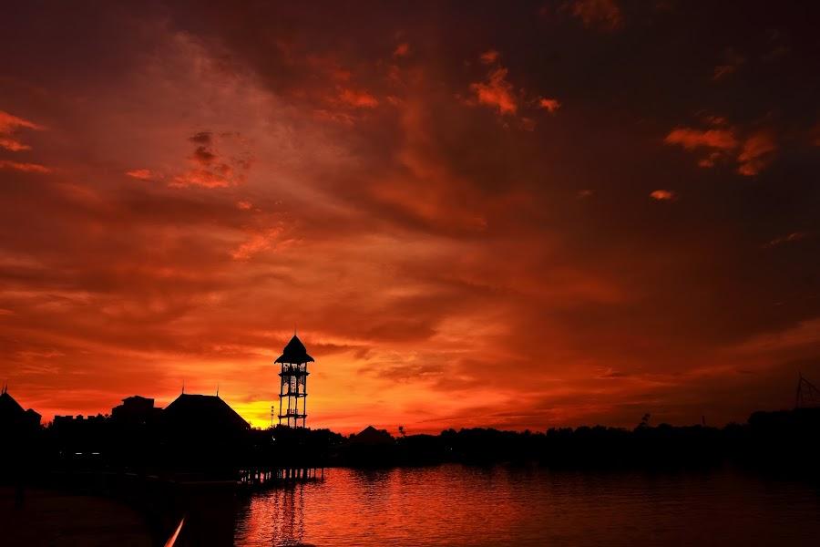 by Azmand Rosland - Landscapes Sunsets & Sunrises