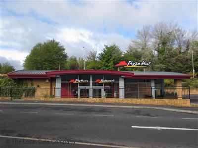 Pizza Hut On London Road Restaurant Pizzeria In Town