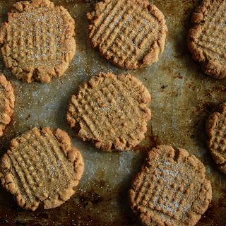 Sunflower Butter Cookies (Vegan and Gluten-Free) Recipe